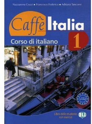 CAFFE ITALIA 1 STUDIANTE+LIBRETTO+CD