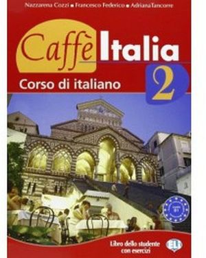 CAFFE ITALIA 2 STUDIANTE+LIBRETTO+CD