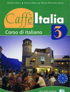 CAFFE ITALIA 3 C/CD STUDIANTE