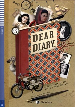 DEAR DIARY A2 STAGE 2 PRE-INTER W/CD