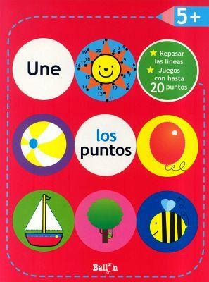 UNE LOS PUNTOS HASTA 20              (5+)