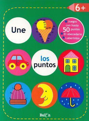 UNE LOS PUNTOS HASTA 50              (6+)