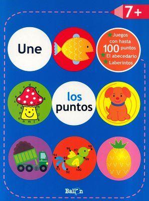 UNE LOS PUNTOS HASTA 100             (7+)
