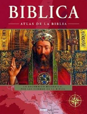 BIBLICA -ATLAS DE LA BIBLIA-     (GF)