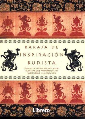 BARAJA DE INSPIRACION BUDISTA        (C/52 CARTAS)
