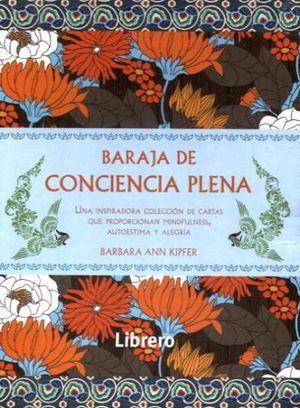 BARAJA DE CONCIENCIA PLENA           (C/52 CARTAS)