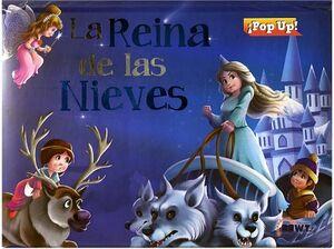 REINA DE LAS NIEVES, LA                   (POP UP)
