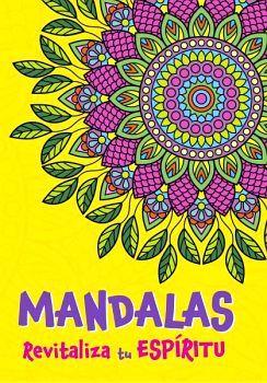 MANDALAS -REVITALIZA TU ESPIRITU-