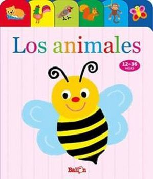 ANIMALES, LOS                       (PATITOS/CARTONE/12-36 MESES)
