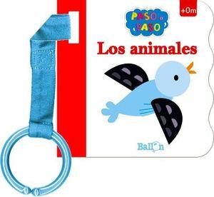 ANIMALES, LOS -PASO A PASO-               (+OM/CARTONE)