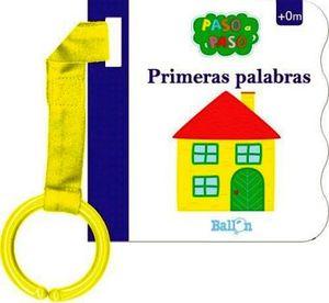 PRIMERAS PALABRAS -PASO A PASO-           (+0M/CARTONE)