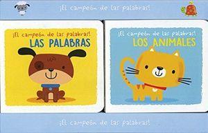 CAMPEON DE LAS PALABRAS, EL -LAS PALABRAS/LOS ANIMALES-