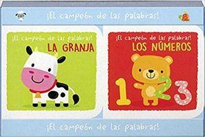 CAMPEON DE LAS PALABRAS, EL -LA GRANJA/LOS NUMEROS-