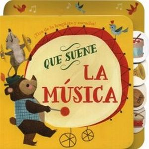 TIRA DE LA LENGUETA Y ESCUCHA! -QUE SUENE LA MUSICA-