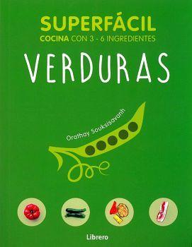 SUPERFACIL -VERDURAS-               (COCINA CON 3-6 INGREDIENTES)