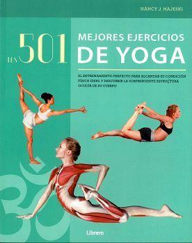 501 MEJORES EJERCICIOS DE YOGA, LOS