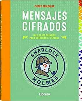 SHERLOCK HOLMES -MENSAJES CIFRADOS-