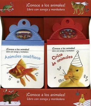 CONOCE A LOS ANIMALES! (PAQ. ANIMALES ACUATICOS/CRIAS DE ANIMALES