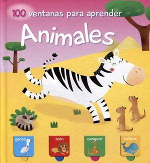 100 VENTANAS PARA APRENDER -ANIMALES-