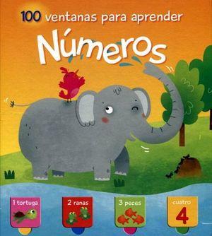 100 VENTANAS PARA APRENDER -NUMEROS-