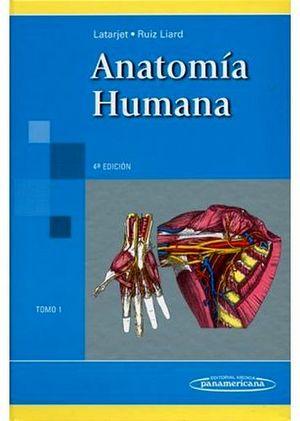 ANATOMIA HUMANA 4ED. T 1