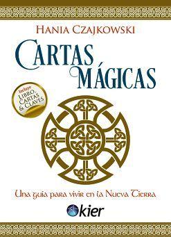 CAJA CON CARTAS MAGICAS       (INCLUYE/LIBRO,CARTAS Y CLAVES)