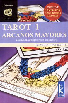 TAROT 1 (ARCANOS MAYORES)