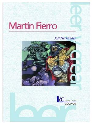 MARTIN FIERRO   (COL. LITERARIA)