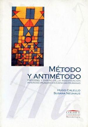METODO Y ANTIMETODO