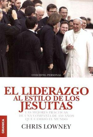 LIDERAZGO AL ESTILO DE LOS JESUITAS, EL