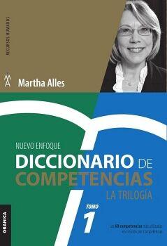 NUEVO ENFOQUE DICCIONARIO DE COMPETENCIAS    -LA TRILOGIA- (T.1)