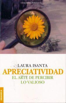 APRECIATIVIDAD -EL ARTE DE PERCIBIR LO VALIOSO-