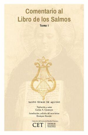 COMENTARIO AL LIBRO DE LOS SALMOS. TOMO I