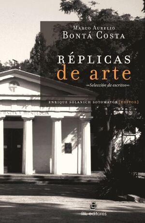 RÉPLICAS DE ARTE: SELECCIÓN DE ESCRITOS