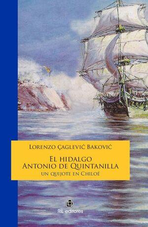 EL HIDALGO ANTONIO DE QUINTANILLA: UN QUIJOTE EN CHILOÉ