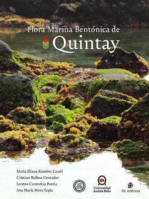 FLORA MARINA BENTÓNICA DE QUINTAY