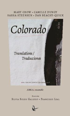 COLORADO: TRANSLATIONS / TRADUCCIONES