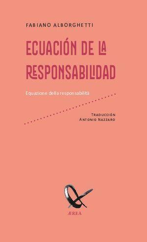 ECUACIÓN DE LA RESPONSABILIDAD