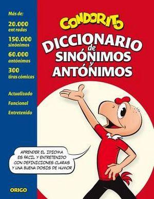 CONDORITO -DICCIONARIO DE SINONIMOS Y ANTONIMOS-