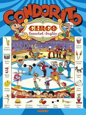 CONDORITO -CIRCO-                         (ESPAÑOL-INGLES)