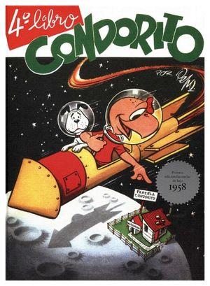 CONDORITO 4TO. LIBRO (EDICION DE LUJO 1958)