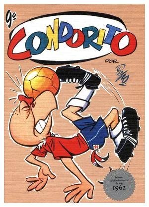 CONDORITO 9NO. LIBRO (EDICION DE LUJO 1962)