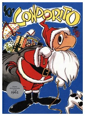 CONDORITO 10MO.LIBRO (EDICION DE LUJO 1962)
