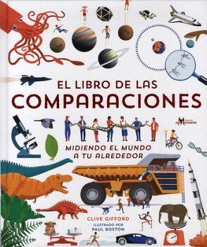LIBRO DE LAS COMPARACIONES, EL            (GF./EMPASTADO)