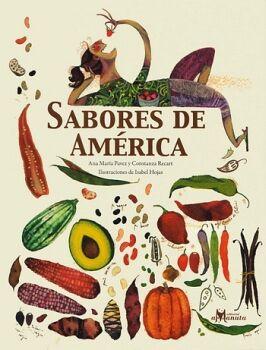 SABORES DE AMERICA                        (EMPASTADO)