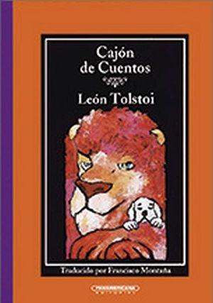 CAJON DE CUENTOS -LEON TOLSTOI-