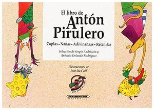 LIBRO DE ANTON PIRULERO, EL