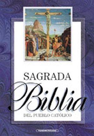 SAGRADA BIBLIA DEL PUEBLO CATOLICO