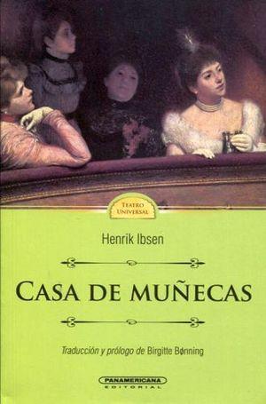 CASA DE MUÑECAS (COL. TEATRO UNIVERSAL)                      (PL)