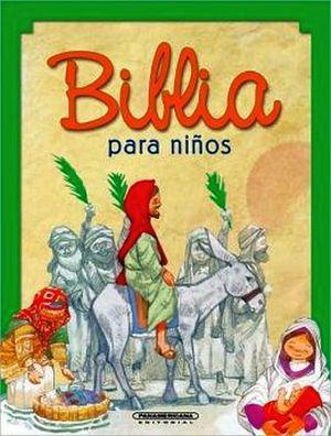 SAGRADA BIBLIA PARA LOS NIÑOS DEL PUEBLO CATOLICO